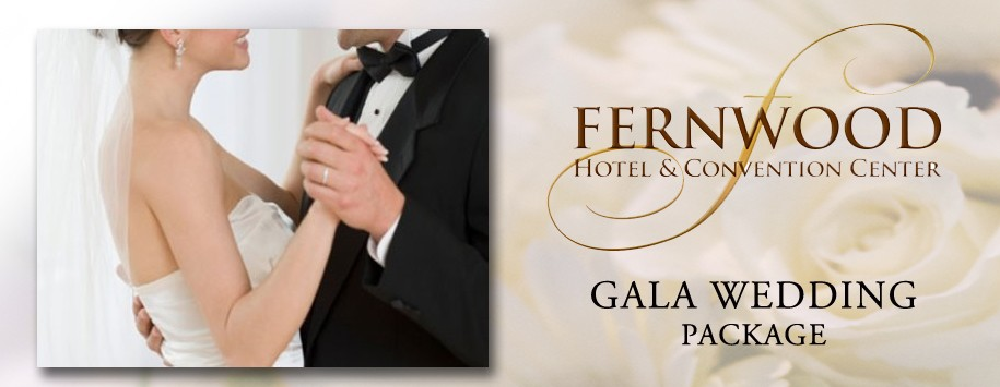 Fernwood Hotel Gala Package Banner